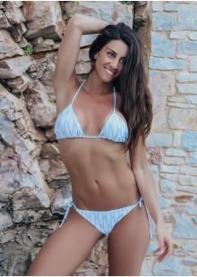 White & Blue Bikini KADAN-full-1-