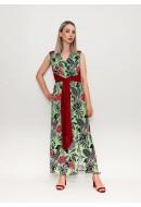 Green MALI Dress-full-1-